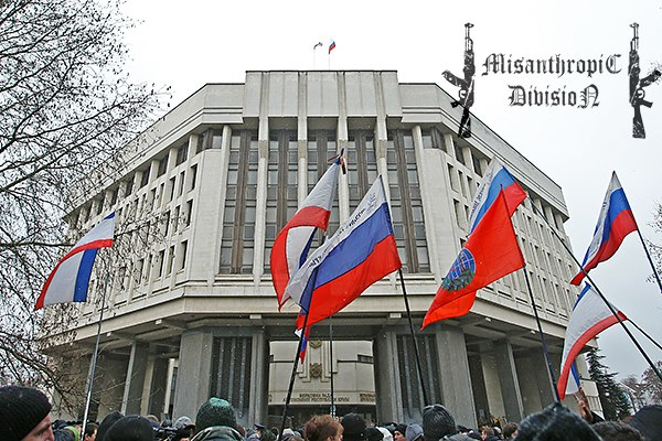 Яценюк: Крым будет возвращен Украине