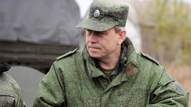 Срочное заявление замкомандующего оперативным командованием ДНР Эдуарда Басурина