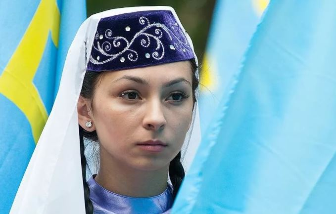 крымские татарки голые фото